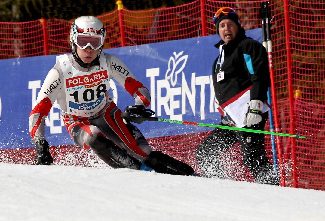 18.03.2011 - Slalom Allievi credit: Newspower Canon
