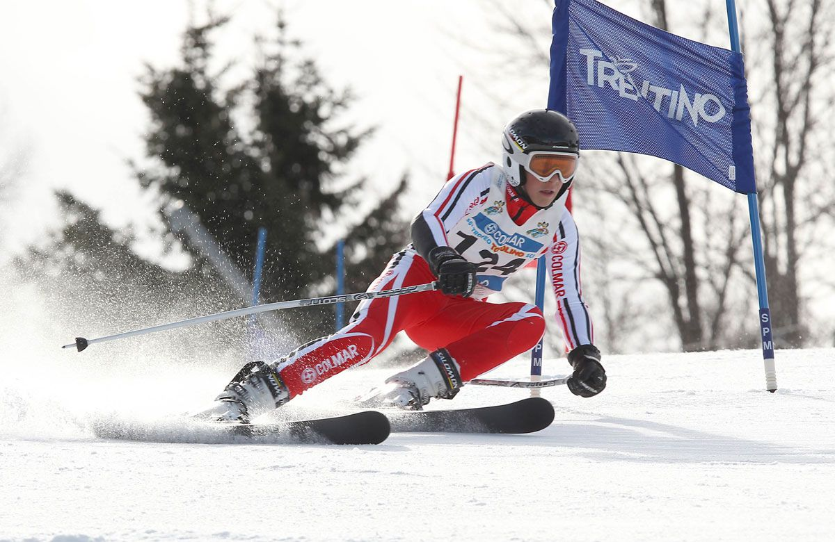 Trofeo Topolino sci Alpino 2011 credit: Canon Newspower