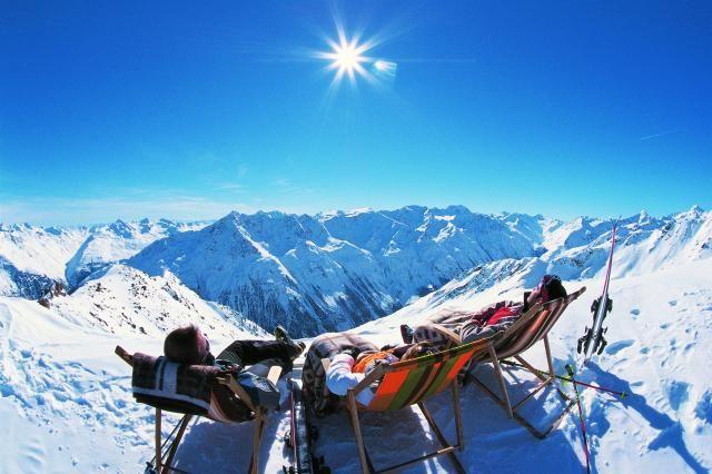 Sci di Primavera in Tirolo