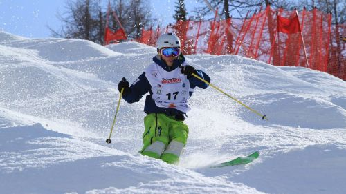 valmalenco freestyle ski junior 2012