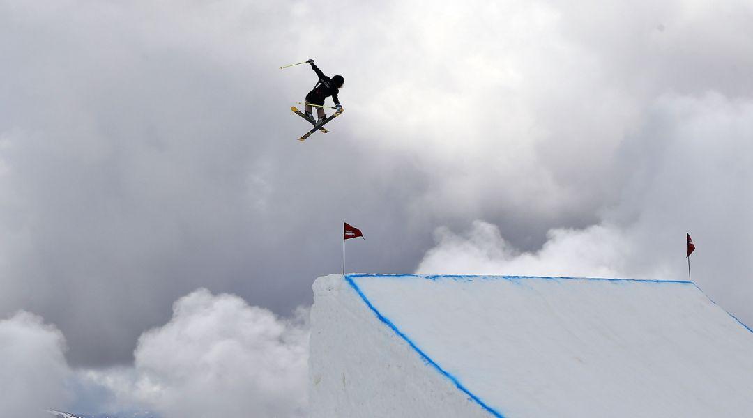 Silvia Bertagna vince la coppa del mondo di Big Air