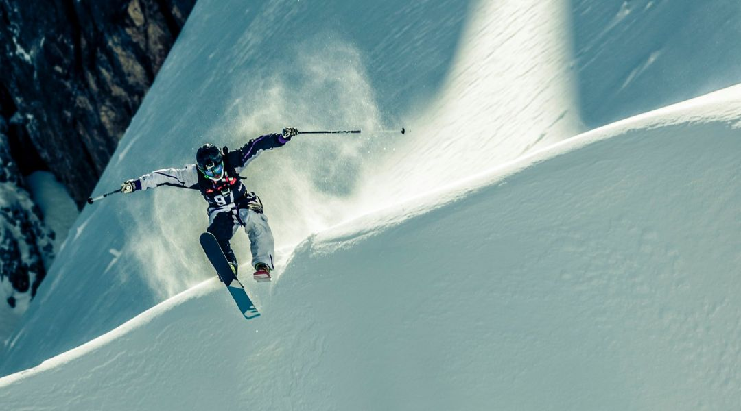 Freeride Challenge Punta Nera a Cortina d'Ampezzo