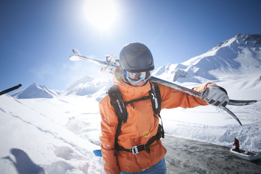 Supereroi in neve fresca. Intervista a Jeremie Heitz, terzo classificato del Freeride World Tour 2014