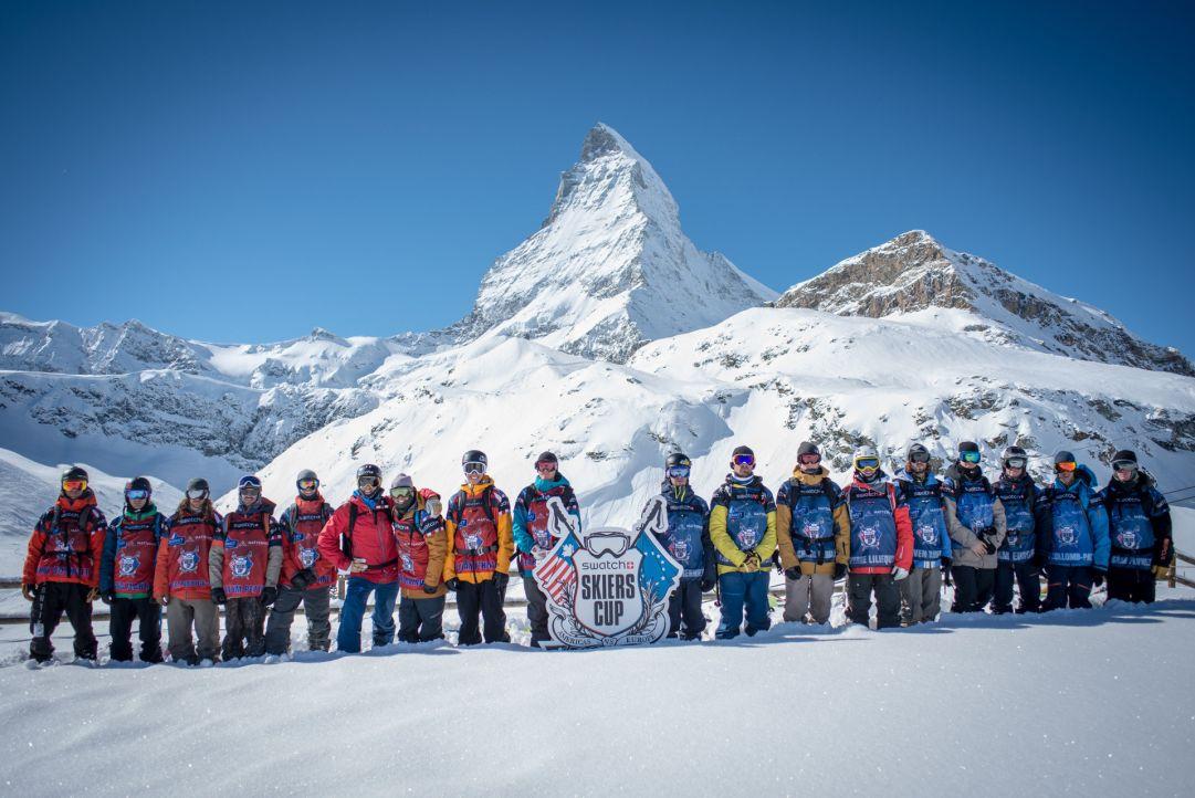 EUROPA vs AMERICA. La grande sfida del freeski alla Skiers Cup in Andorra