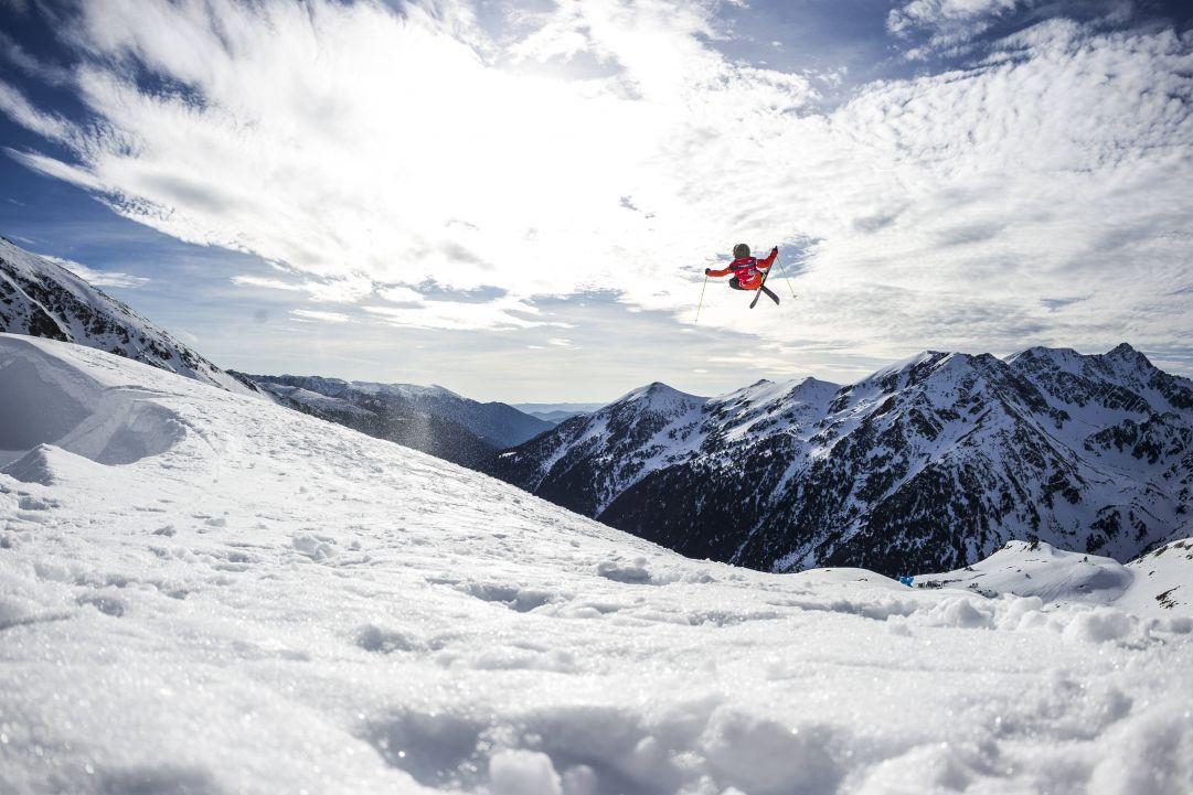 Skiers Cup Grandvalira 2016. I big del freeski europeo battono gli americani