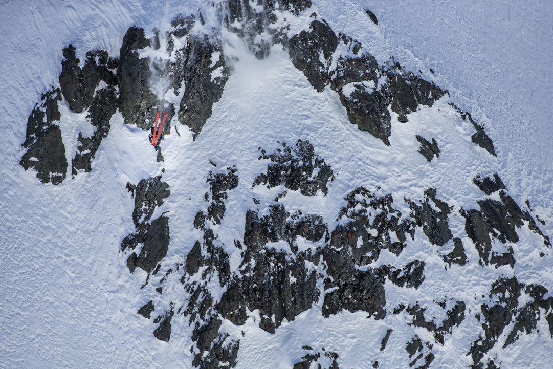 Il Freeride World Tour si tinge del tricolore: Tricomi e Eder campioni del mondo nello sci