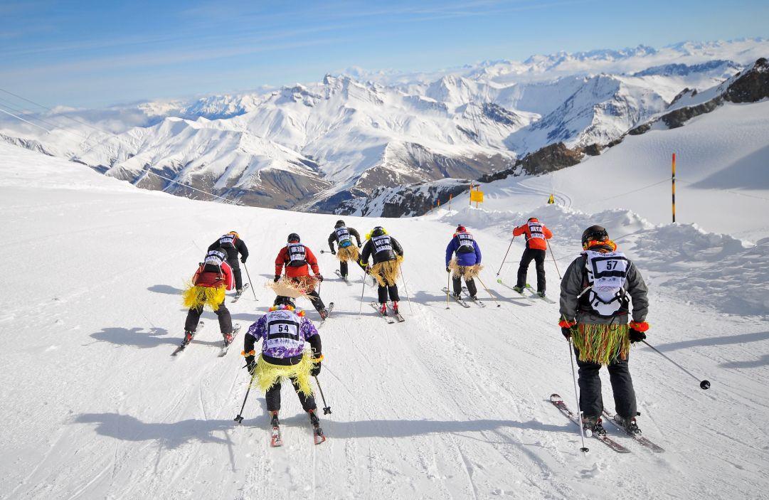 Derby de la Meije: 29 anni di follie per questi pazzi, forti sciatori francesi