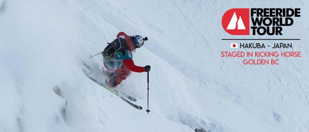Freeride: Arianna Tricomi sul gradino più alto del podio in Canada