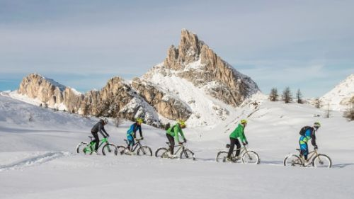Fat Bike: quando la Mountain Bike ingrassa
