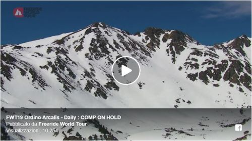 FWT19 Kicking Horse Golden BC: Face Preview