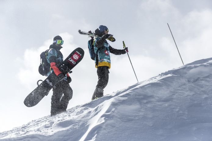 In live streaming dal Giappone la prima tappa del Freeride World Tour 2019