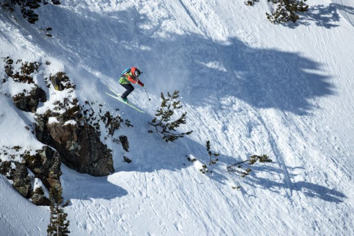 Freeride World Tour: ai primi di marzo la gara in Andorra. Seguila in diretta