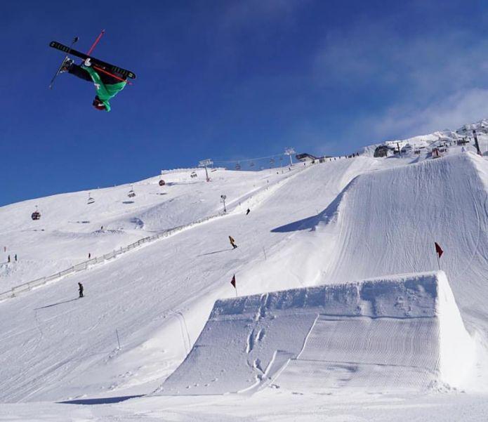Ralph Welponer e l'arte del volo. Il team italiano di sci freestyle sogna le Olimpiadi in Corea