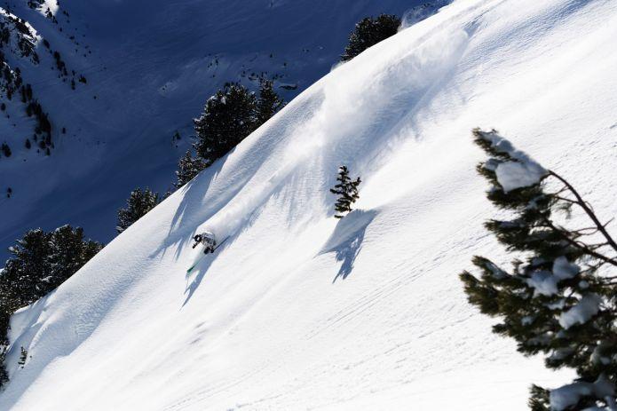 Live dalla Svizzera la finale del campionato mondiale di Sci e Snowboard Freeride