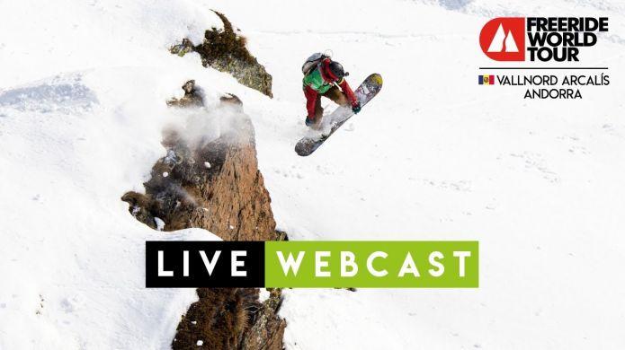 LIVE - FWT18 Vallnord-Arcalís Andorra - Freeride World Tour 2018