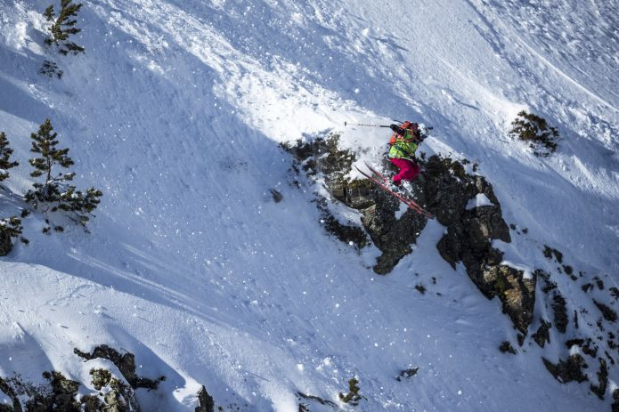 Freeride World Tour 2017 - Guarda la seconda gara in live streaming da Andorra