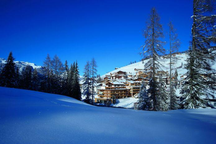 Legaciò Mountain Resort - vista esterna