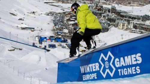Tignes X Games 2012, la patria europea del freestyle