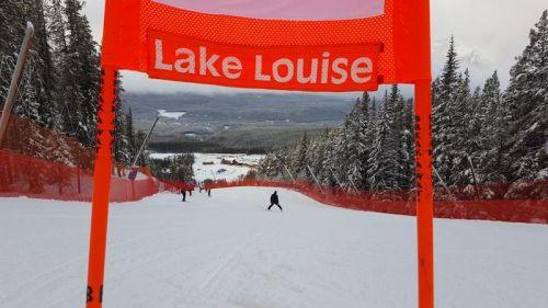 Cancellata la prima prova cronometrata di Lake Louise