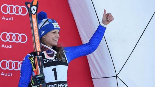 Manuela Moelgg annuncia il ritiro