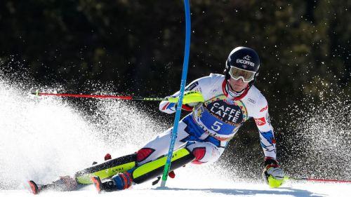 Slalom maschile delle finali di Soldeu, seconda manche LIVE!