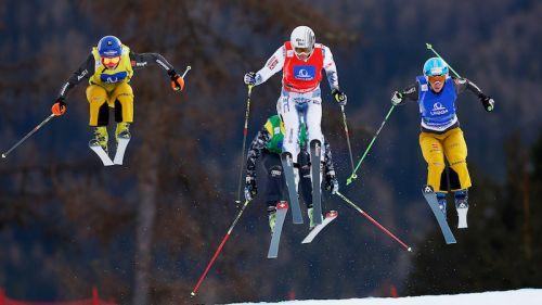 Heidi Zacher e Filip Flisar fanno il bis nei secondi ski cross di di San Candido. Quinto Siegmar Klotz