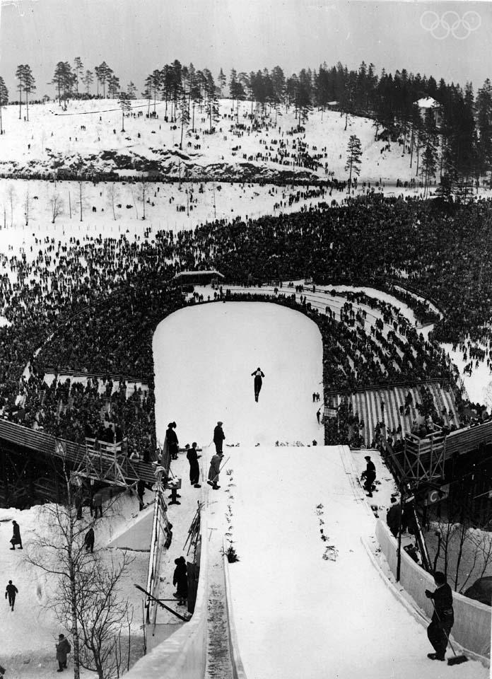 La storia delle Olimpiadi invernali - Oslo 1952, i Giochi della patria degli sport bianchi