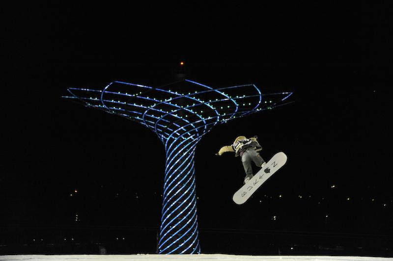Presentati i Big Air di Coppa del Mondo di Milano
