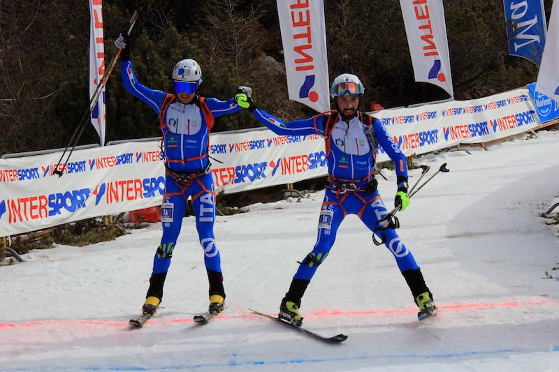L'Italia vince altre tre medaglie nelle team race dei Mondiali di Alpago-Piancavallo