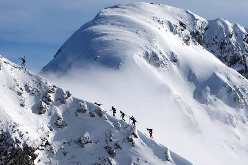 Un oro e tre argenti per l'Italia nelle sprint dei Mondiali di sci alpinismo