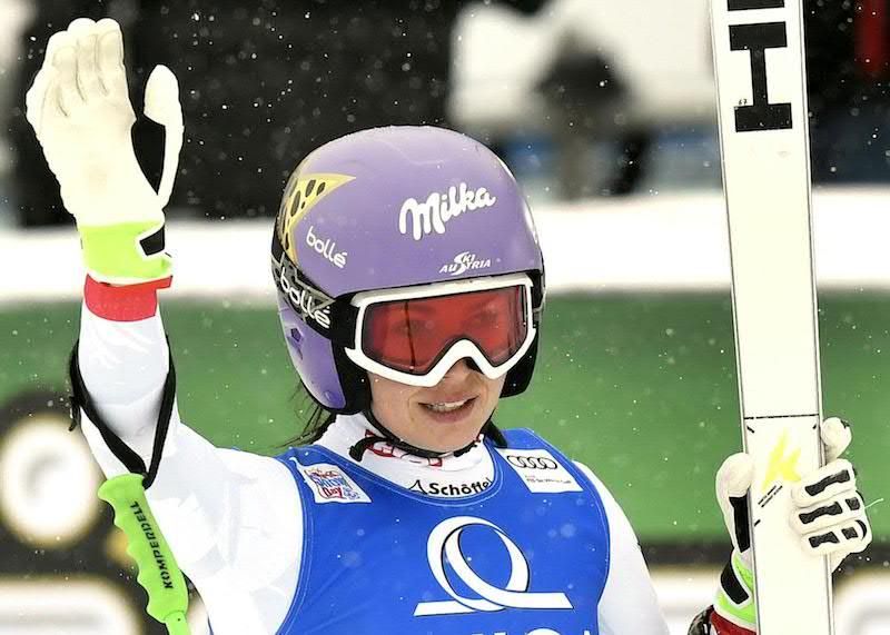 L'Austria di sci alpino, snowboard e freestyle per PyeongChang. Anna Veith portabandiera