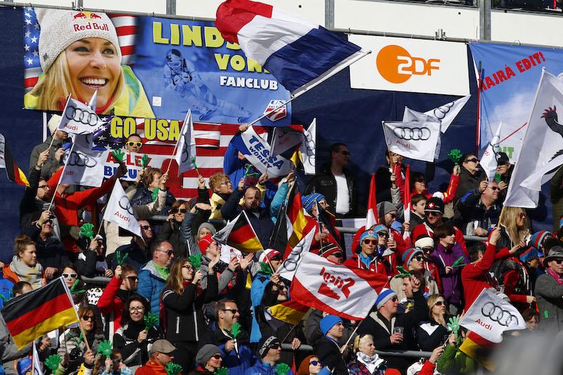 Confermate le gare femminili di Coppa del Mondo di Garmisch-Partenkirchen. Nuovo cambio di programma a Wengen