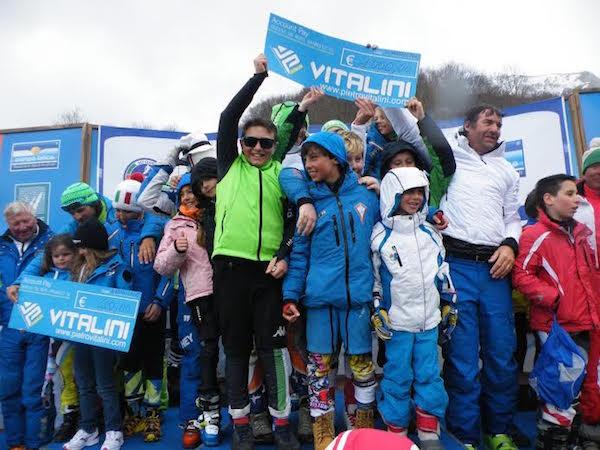 Il Gigantissimo di Campo Felice ha chiuso la stagione agonistica del CLS