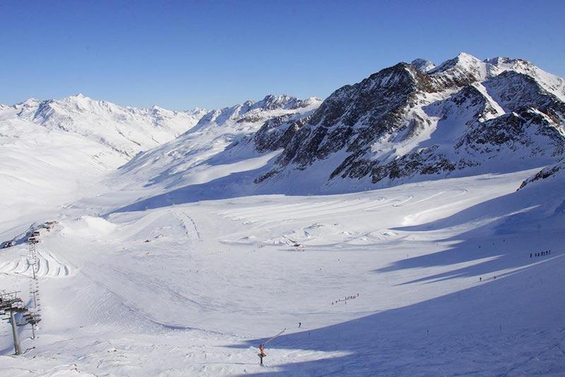 La Giunta provinciale di Bolzano approva parzialmente il progetto per la nuova pista in Val Senales