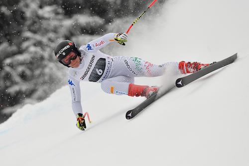 Sofia Goggia seconda dietro a Nicole Schmidhofer nel superG di Garmisch-Partenkirchen!
