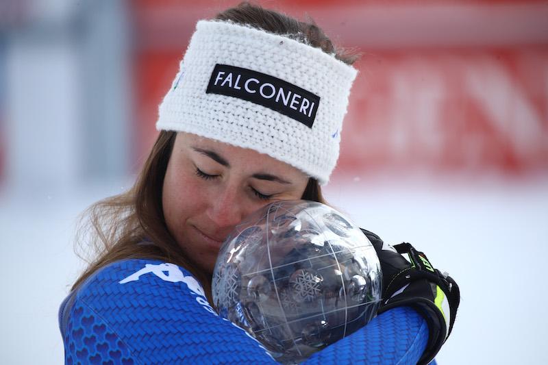 Sofia Goggia: 'Un'attesa lunghissima ed estenuante ma alla fine missione compiuta'