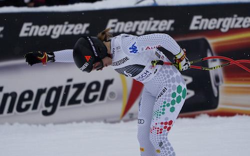 Sofia Goggia: 'Ho sciato tranquilla, libera di testa e senza aspettative'