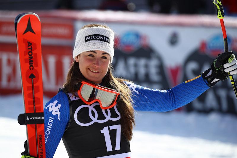 Sofia Goggia: 'Mi sento competitiva anche in superG e voglio essere più costante'