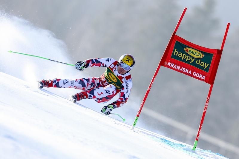 Si recupera a Kranjska Gora il gigante maschile cancellato a Garmisch-Partenkirchen