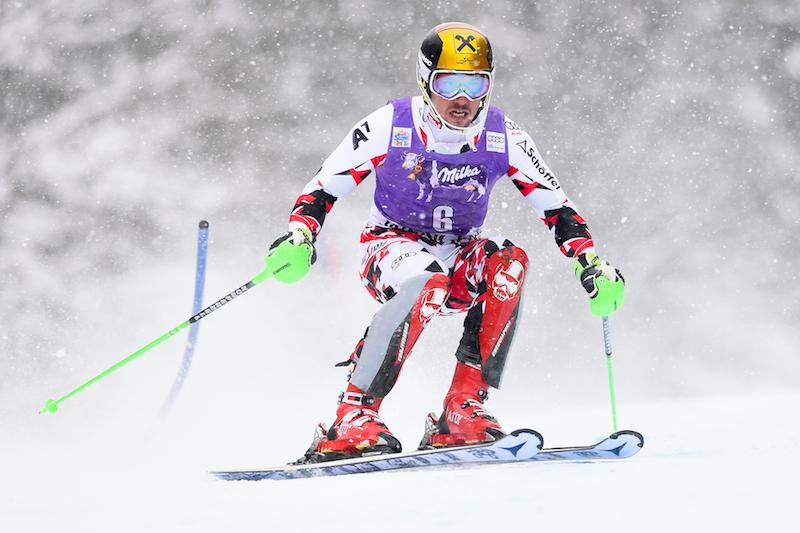 Slalom Kitzbühel Live