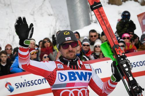 Slalom maschile di Kitzbuehel, prima manche LIVE! Lista di partenza e azzurri in gara