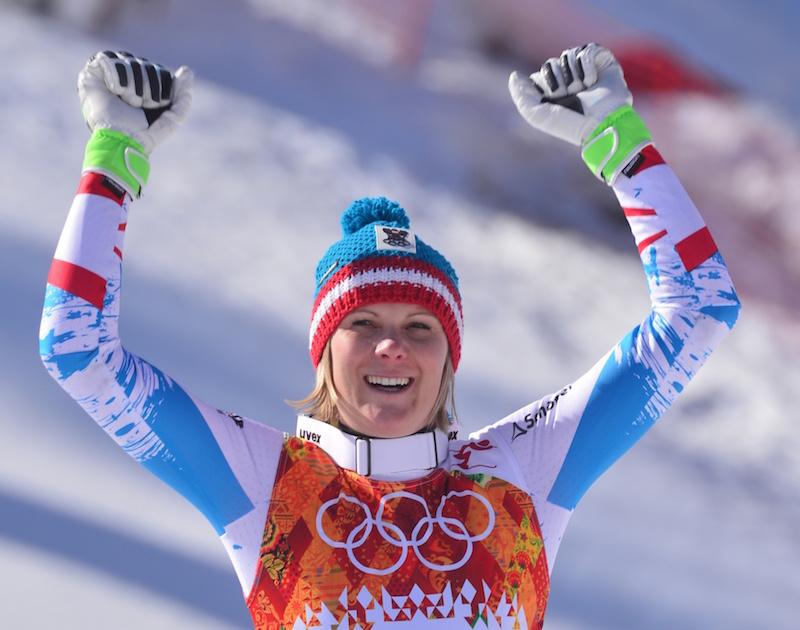 Nicole Hosp risorge e con una fantastica rimonta vince lo slalom di Aspen