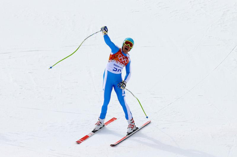 Christof Innerhofer meraviglioso argento nella discesa olimpica maschile di Sochi! Oro a Matthias Mayer