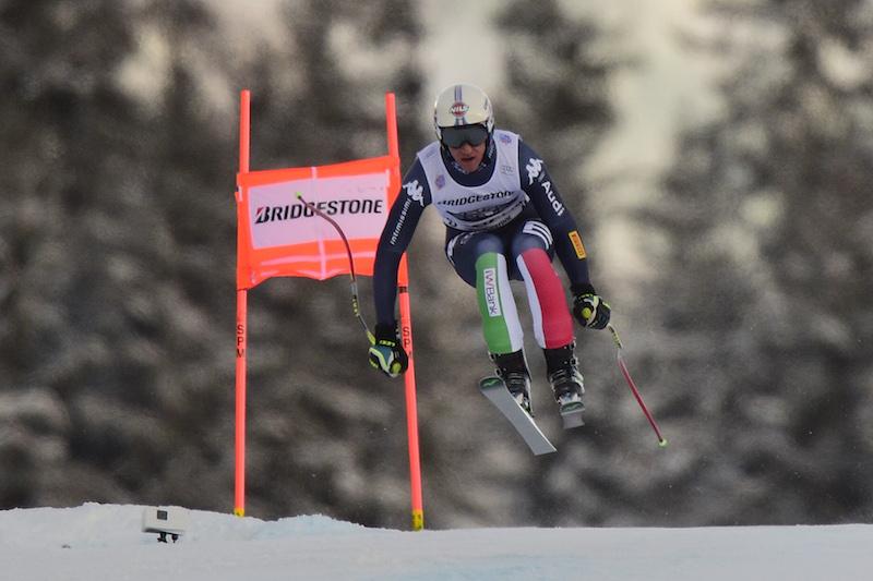Siegmar Klotz terzo nello ski cross di Coppa Europa di Pitztal