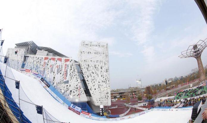 Azzurri tutti fuori nelle qualificazioni del big air maschile dello snowboard di Milano