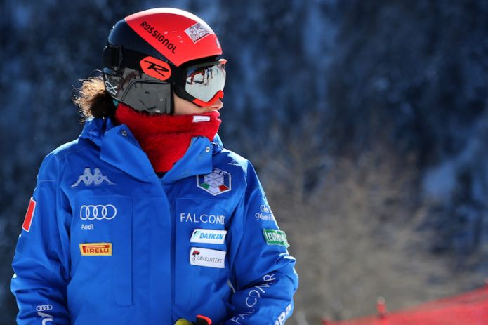 Combinata di Lenzerheide: Marta Bassino splendida seconda