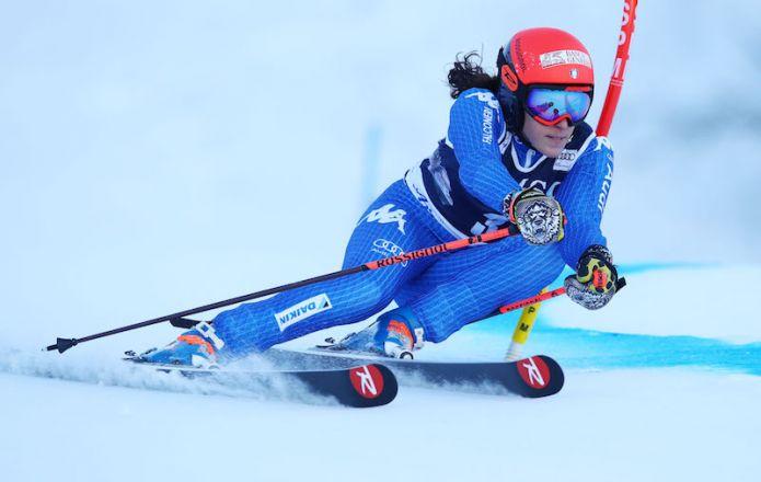 Federica Brignone: 'Mi sento svuotata di energie, non farò lo slalom'