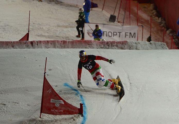 Trionfo di Roland Fischnaller nello slalom parallelo di Mosca: 'Qui mi sento come a casa'