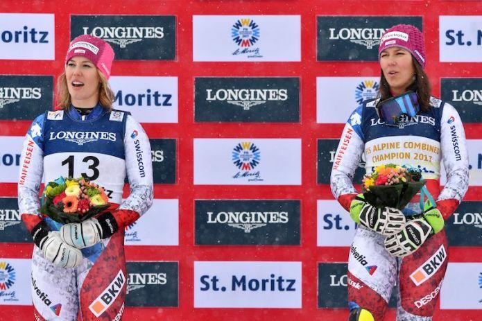 La Svizzera per gli slalom di Coppa del Mondo di Levi
