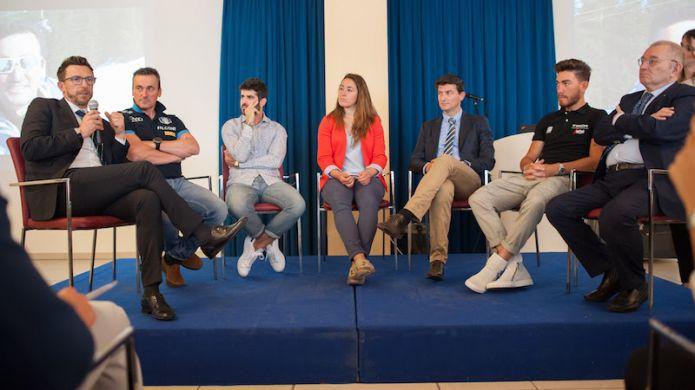 Anche Sofia Goggia tra i partecipanti al Convegno MAPEI Sport